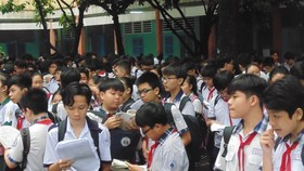 TPHCM: Đẩy mạnh phân luồng học sinh sau THCS