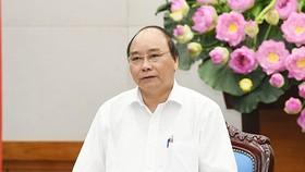 PM Nguyen Xuan Phuc