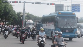 People flock to Vung Tau on National Day