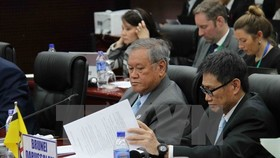 Delegates at the TPP Ministerial Meeting (Source: VNA)