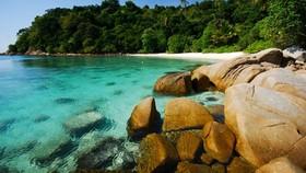 Beach in Perhentian Island, Malaysia (Source: Shutterstock)