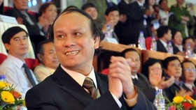 Former chairman of Danang People's Committee  Tran Van Minh -Photo: SGGP