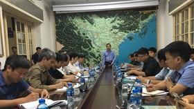 At the meeting Photo:sggp