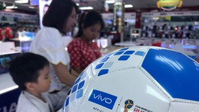 VIDEO: Activities celebrate 2018 World Cup