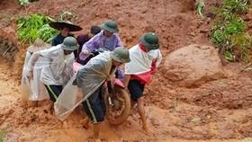 Central Highlands region faces heavy rains, landslides
