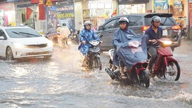 Heavy rains hit nationwide  ​