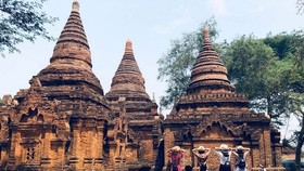 A tourism site in Myanmar (Photo: VNA)