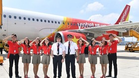 Vietjet spends VND 1,1trillion to advance 2018 dividend