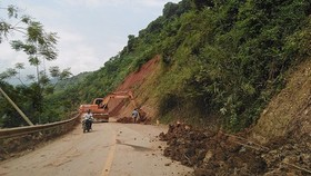 Hundreds of households moved due to flood, landslides