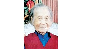 Bà mẹ Việt Nam anh hùng PHẠM THỊ THANH từ trần