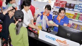 Cửa hàng Co.op Smile được mở rộng tại nhiều địa bàn dân cư