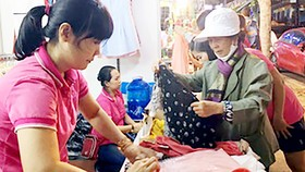 Doanh nghiệp TPHCM giới thiệu sản phẩm đến người tiêu dùng