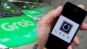 Bộ Công Thương kiến nghị xem Uber và Grab như các doanh nghiệp vận tải