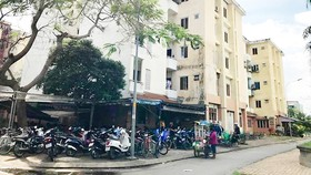 Chung cư An Sương (phường Tân Hưng Thuận, quận 12) đã bố trí tái định cư và hiện nay người dân đã sinh sống ổn định