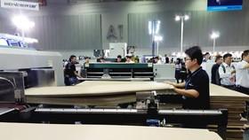 Nhiều doanh nghiệp đang tăng tốc sản xuất để tận dụng lợi thế xuất khẩu vào thị trường châu Âu