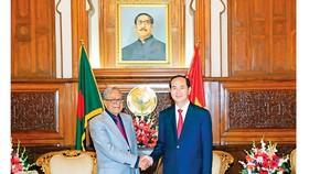 Việt Nam - Bangladesh tăng cường hợp tác toàn diện
