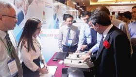 DN công nghiệp hỗ trợ TPHCM giới thiệu sản phẩm tại ngày hội Tìm kiếm nhà cung cấp công nghiệp hỗ trợ năm 2018