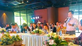 Doanh nghiệp TPHCM trao đổi với các doanh nghiệp Đồng Tháp về kết nối nguồn hàng