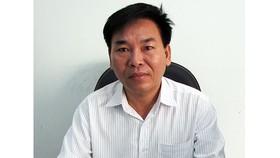Chi cục trưởng Chi cục Thú y tỉnh Trần Văn Quang