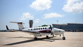 Chuyến bay đầu tiên hạ cánh xuống Cảng hàng không quốc tế Vân Đồn