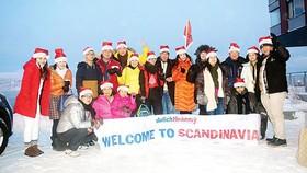 Tour mua sắm kết hợp đón Giáng sinh, năm mới hút khách
