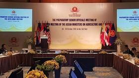Khai mạc hội nghị quan chức cấp cao nông lâm nghiệp ASEAN