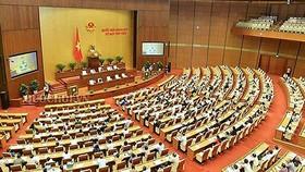 Hôm nay 30-10, bắt đầu chất vấn các thành viên Chính phủ