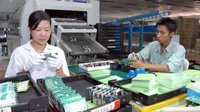 Chỉ số sản xuất ngành công nghiệp tăngtrên 10,4%