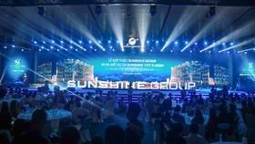 Mãn nhãn với đêm ra mắt Sunshine Group tại TPHCM