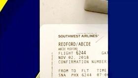 Hãng hàng không Mỹ xin lỗi vì nhân viên nhại tên khách