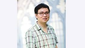 Nhà văn Nguyễn Đình Tú