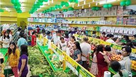 Doanh thu của chuỗi siêu thị Bách hóa Xanh đang không ngừng tăng lên