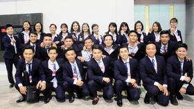 Sinh viên chuẩn bị xuất cảnh đi làm việc tại Nhật Bản
