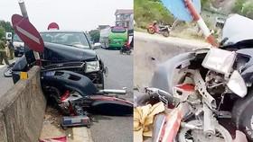 90% tai nạn do vi phạm Luật Giao thông