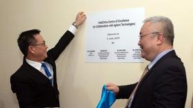 Khai trương Trung tâm Nghiên cứu và Đào tạo Indochina Center of Excellence