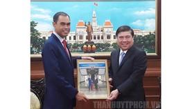 Malaysia quan tâm đầu tư tuyến metro của TPHCM