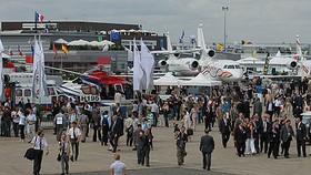 Hội chợ hàng không Paris ảm đạm