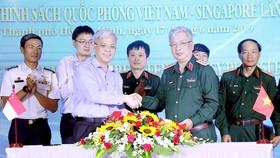 Việt Nam, Singapore ủng hộ nhau trong các diễn đàn đa phương