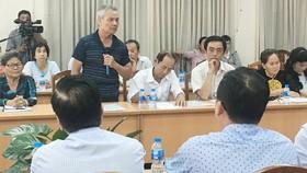 Dự kiến cuối tháng 7-2019 đối thoại với người dân Thủ Thiêm