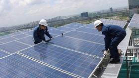 Công suất điện mặt trời đạt 4.464MW