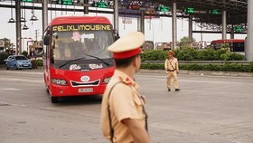 Tổng kiểm soát phương tiện vận tải đường bộ