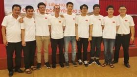 Việt Nam cử 6 học sinh xuất sắc dự thi Olympic Toán quốc tế 2019