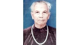 Bà Mẹ Việt Nam anh hùng TRẦN THỊ CHÂU