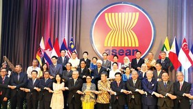 Kỷ niệm 52 năm ngày thành lập ASEAN