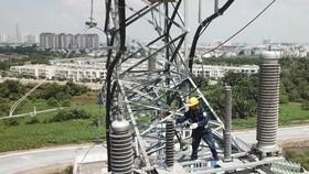 Vận hành đường dây 110kV Khu công nghiệp Đông Nam