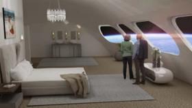 Khách sạn không gian