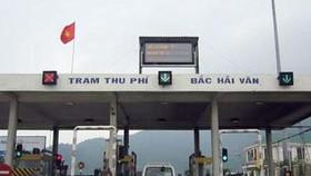 Tăng phí qua trạm Bắc Hải Vân từ ngày 27-9