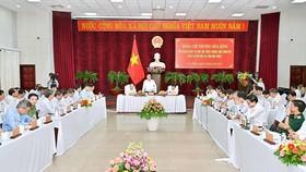 """Bình Thuận cần tập trung tháo gỡ những """"điểm nghẽn"""" để phát triển kinh tế - xã hội"""