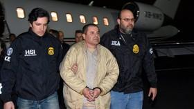 """Phiên tòa khổng lồ xử trùm ma túy """"El Chapo"""" Guzman ở Mỹ"""