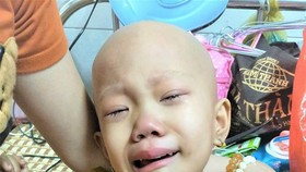 Bé 4 tuổi bệnh nặng không tiền cứu chữa